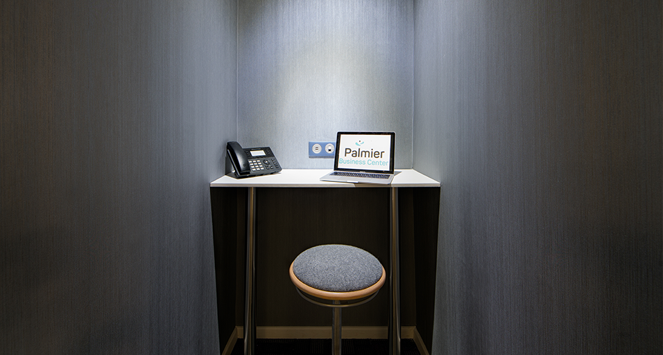 bureau quip casablanca palmier business center. Black Bedroom Furniture Sets. Home Design Ideas