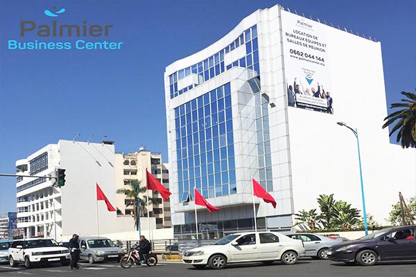 Bureau équipé casablanca salles de réunion coworking maroc